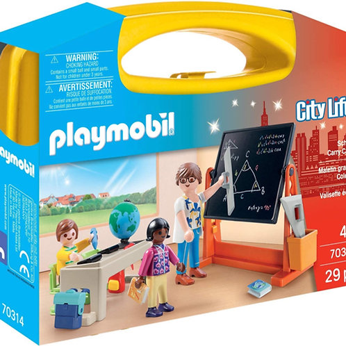 Playmobil 70314 School Carry Case