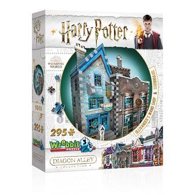 WREBBIT Harry Potter: Ollivander's Wand Shop™ and Scribbulus™