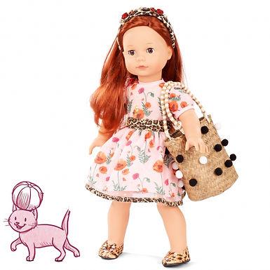 Gotz Dolls Julia Catness