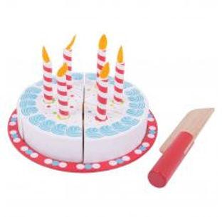 BigJigs Birthday Cake