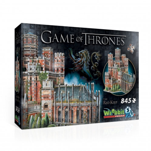 WREBBIT - The Red Keep -GAME OF THRONES