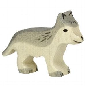 Holztiger Wolf, Small