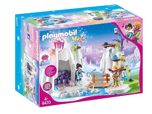 Playmobil 9470 Magic Crystal Diamond Hideout