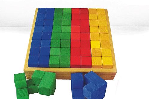 Bauspiel Junior Corner Blocks 32 pcs
