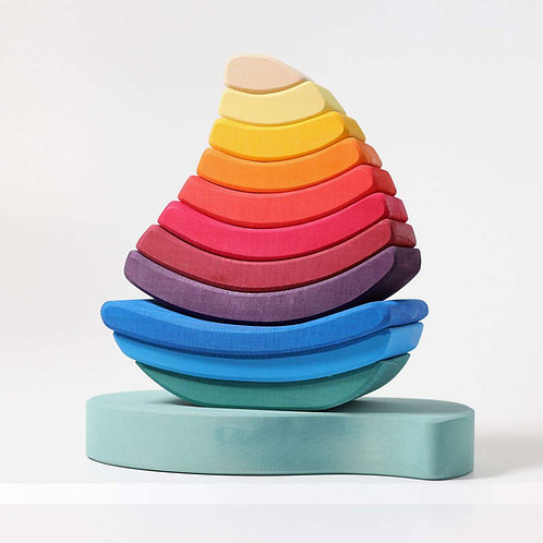Grimms Boat Stacking Tower