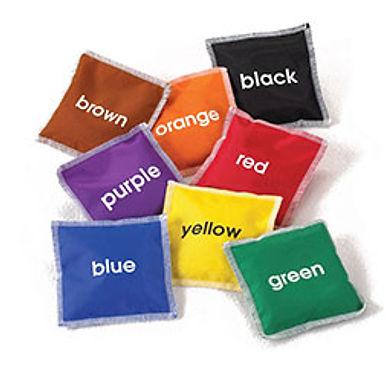 Edx Education Colour Name Bean Bags