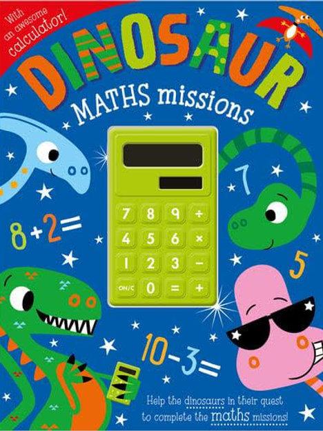 Books - Maths Missions Dinosaur
