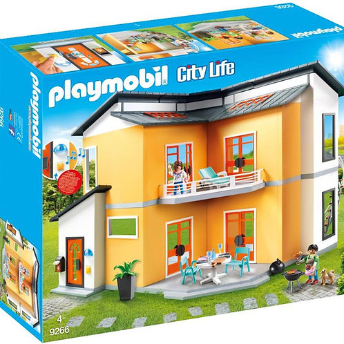 Playmobil 9266 City Life Modern House