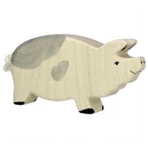 Holztiger Boar, Dappled