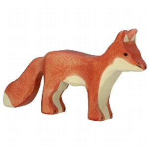 Holztiger Fox, Standing