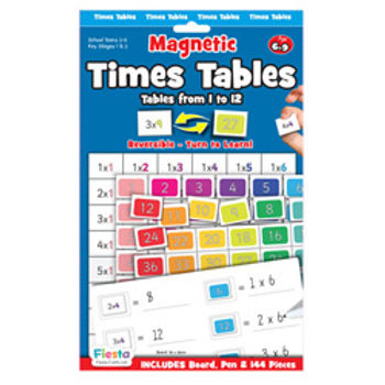Fiesta Crafts Times Table