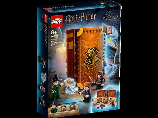 LEGO HARRY POTTER 76382 Hogworths Moment Transfiguration Class