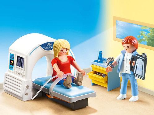 Playmobil 70196 Radiologist