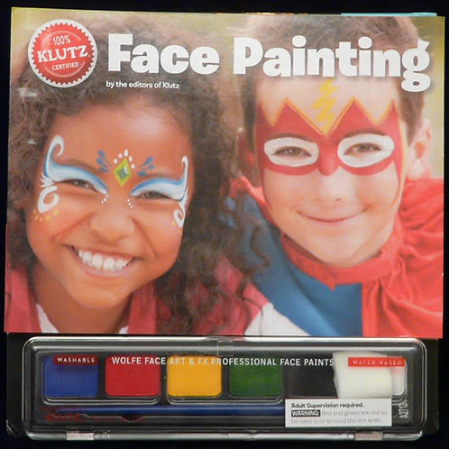 Books - Klutz Face Painting