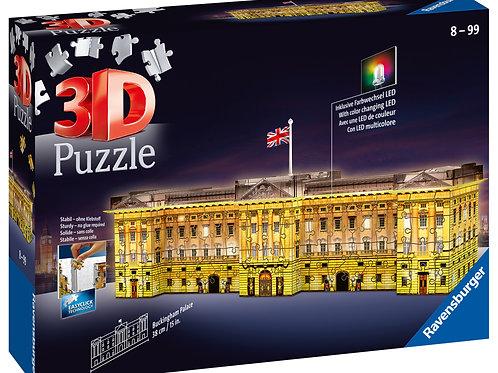 Ravensburger Buckingham Palace  3D Puzzle, 216 pieces  Jigsaw Puzzle