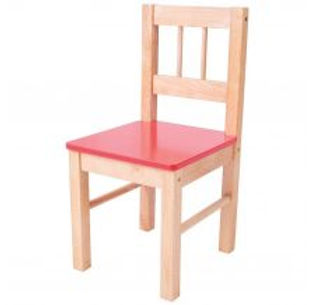 BigJigs Red Chair