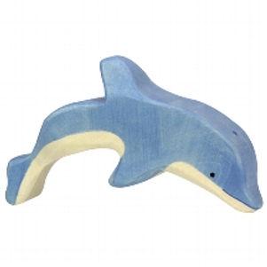 Holztiger Dolphin, Jumping