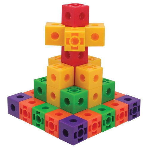 BigJigs Linking Cubes 600pcs