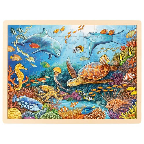 Goki Great  Barrier Reef