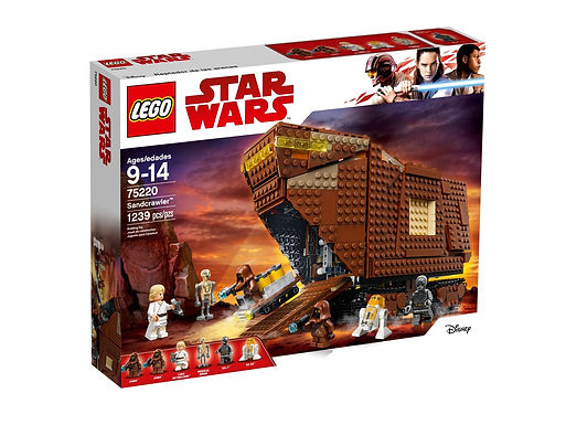 Lego® 75220 Star Wars Sandcrawler