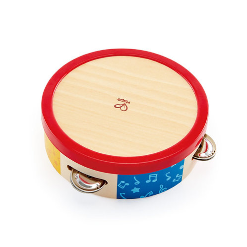 Hape Tap-along Tambourine