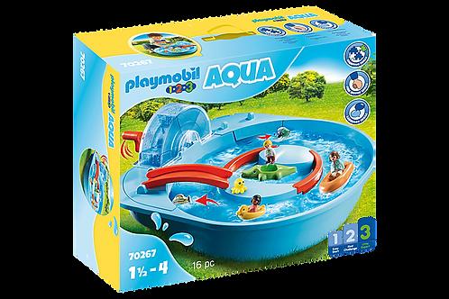 Playmobil 70267 AQUA Splish Splash Water Park