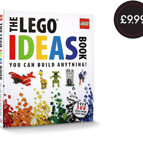 Books - The Lego Ideas Book: You Can Build Anything