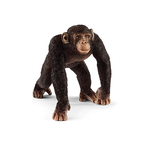 Schleich Chimpanzee Male