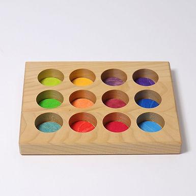Grimms Sortingboard Rainbow