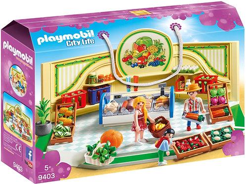 Playmobil 9403 City Life Grocery Shop