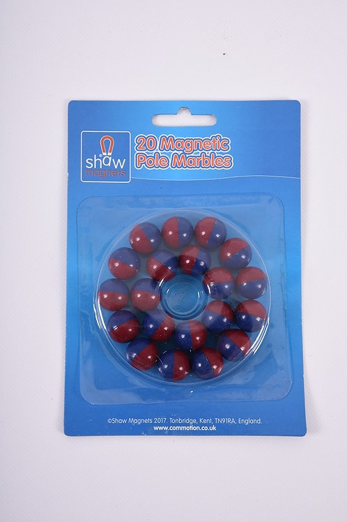 TickiT Magnetic Pole Marbles