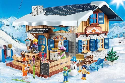 Playmobil 9280 Ski Lodge