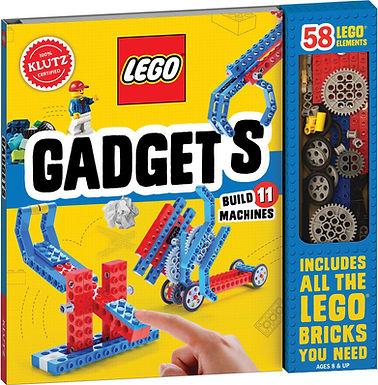 Books - Klutz Lego Gadgets