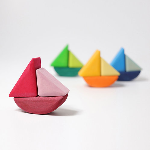 Grimms Rolling Boats