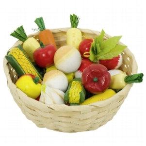 Goki Vegetables In A Basket