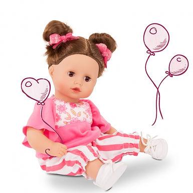 Gotz Dolls Muffin Stripe Vibes