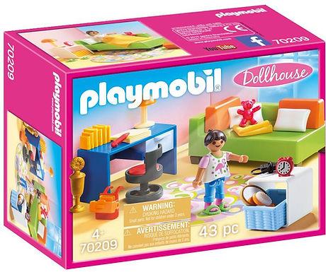 Playmobil 70209 Dollhouse Children's Room