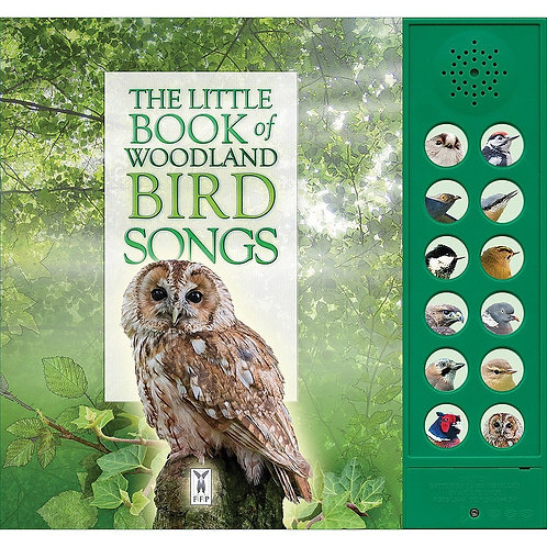 Books - Sound Book Woodland Birds