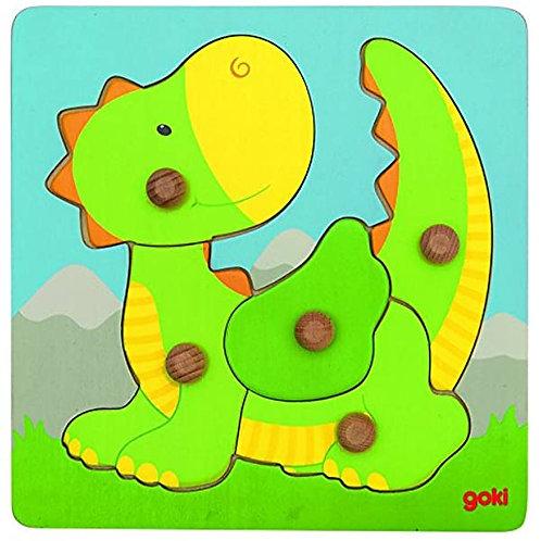 Goki Lift-Out Puzzle Dragon