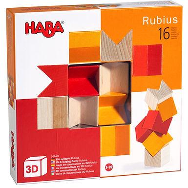 Haba 3D Arranging Game Rubius