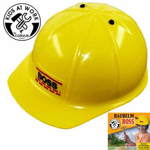 "Tools For Juniors  Safety Helmet ""Boss"""