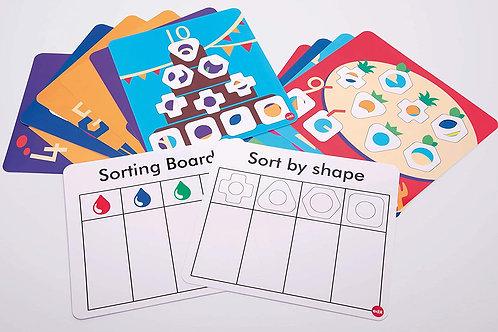 Edx Education Nuts & Bolts Activity Card