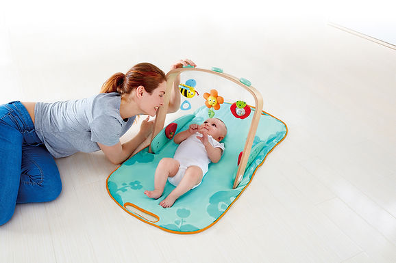 Hape Portable Baby Gym