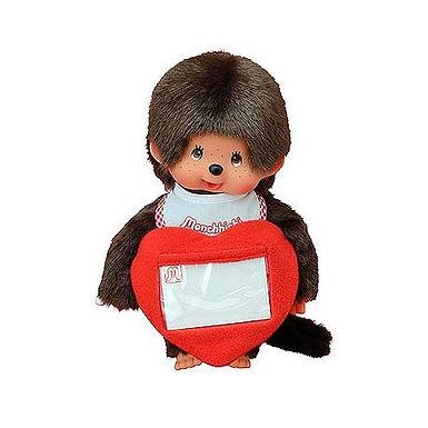 Monchhichi Boy with Heart