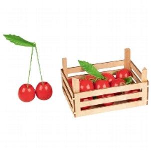 Goki Cherries In Fruit Crate