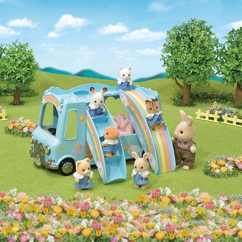 Sylvanian - Sunshine Nursery Bus