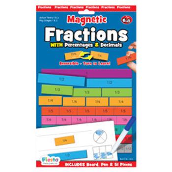 Fiesta Crafts Fractions