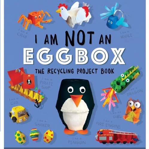Books - I Am Not An Egg Box