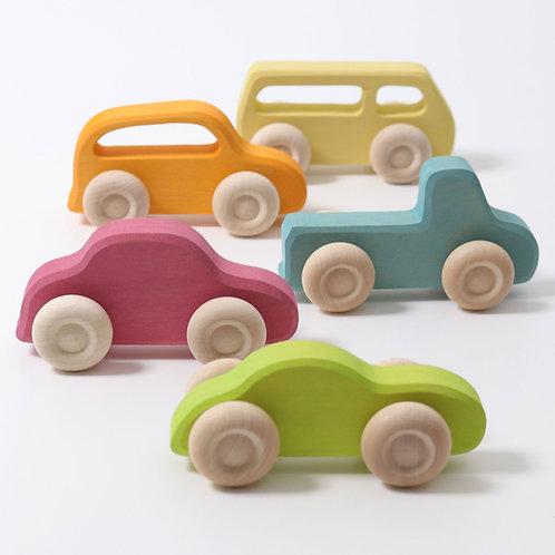 Grimms Wooden Cars, Slimline