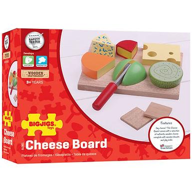 BigJigs Cheese Board Set